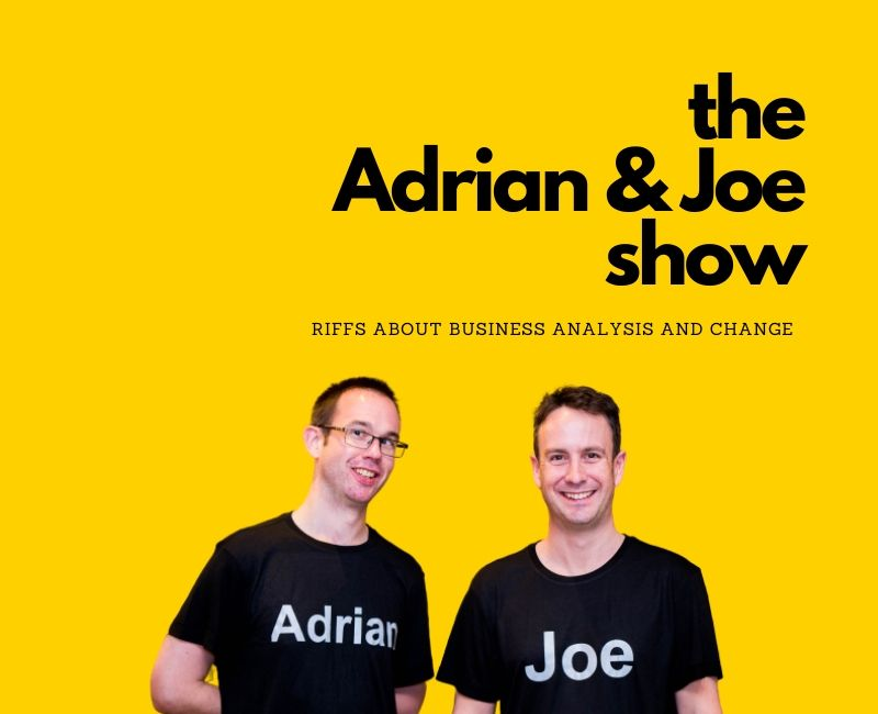 OneSixEight FM Presents The Adrian and Joe Show
