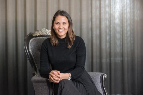 OneSixEight FM Podcast Host Inga Davids