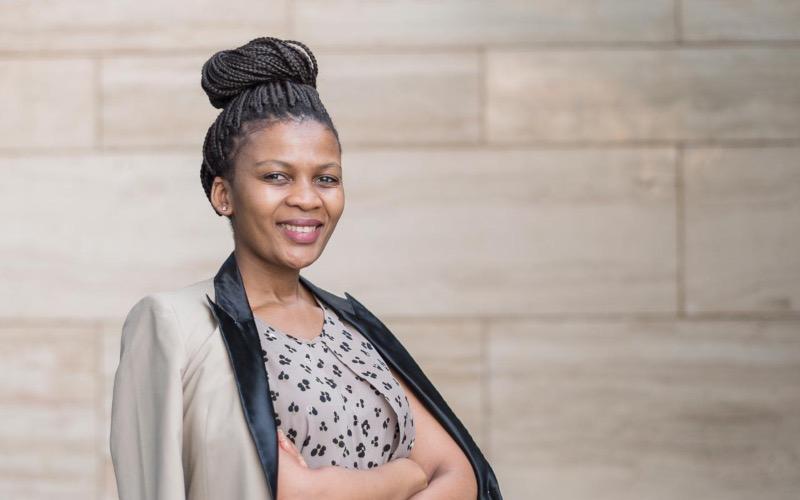 Sonwabise Mzinyathi on HerBoldStory